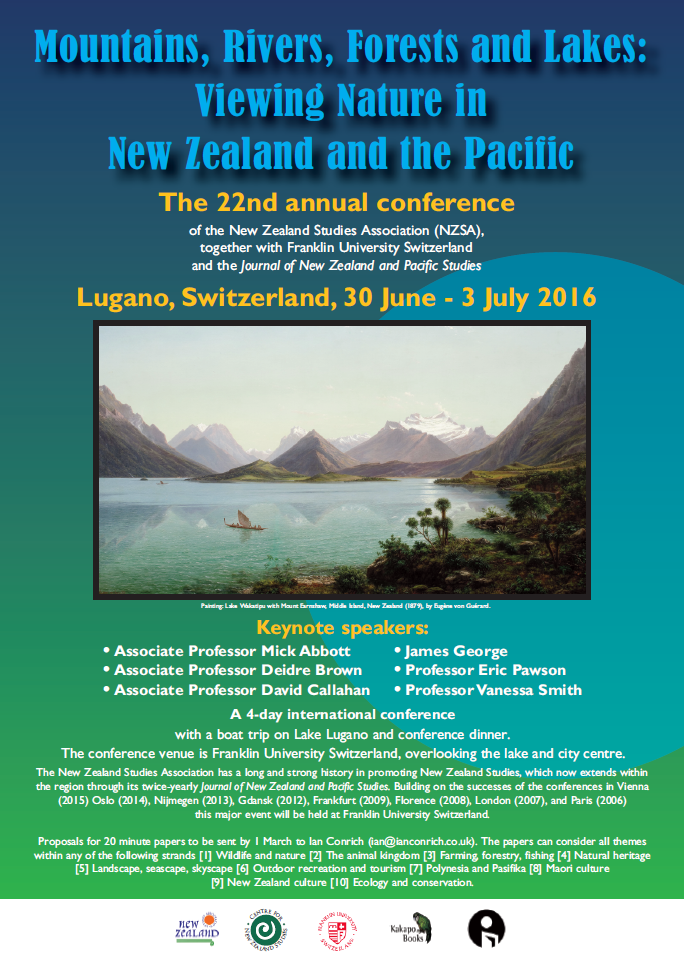 Lugano 2016 Conference Poster
